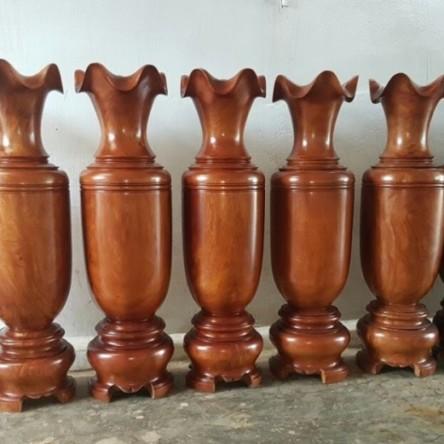 Lục bình gỗ đinh hương 1.6m