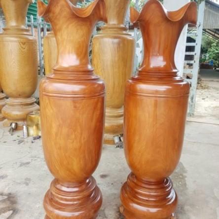 Lục bình gỗ đinh hương 2m