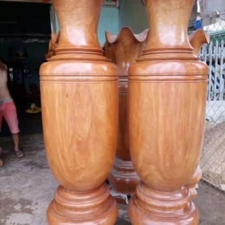 Lục bình gỗ đinh hương 1.8m