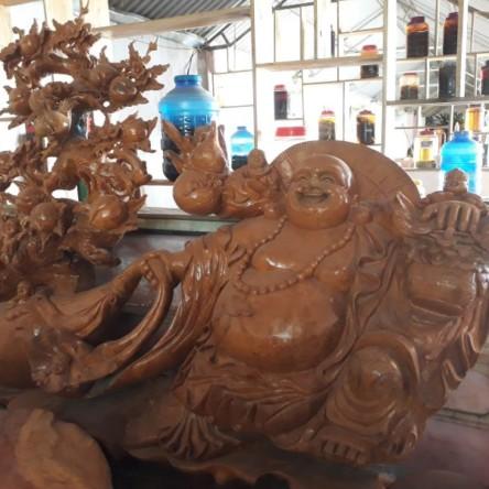 Tượng Phật Di Lặc 2.5m