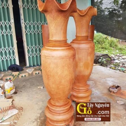 Lục bình gỗ đinh hương 1.5m