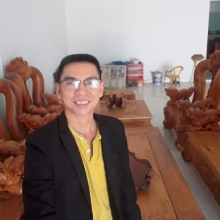 Bàn Ghế Gỗ Cà Te Việt Nam